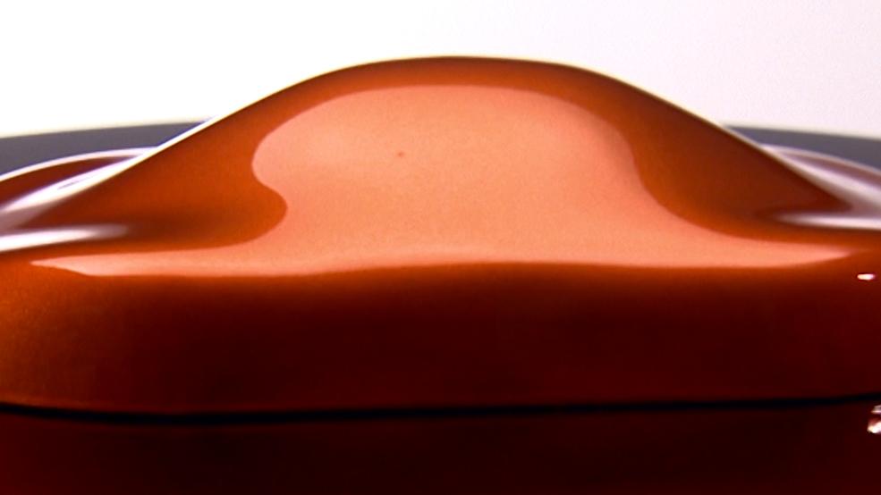 Mocha Pearl Car Paint