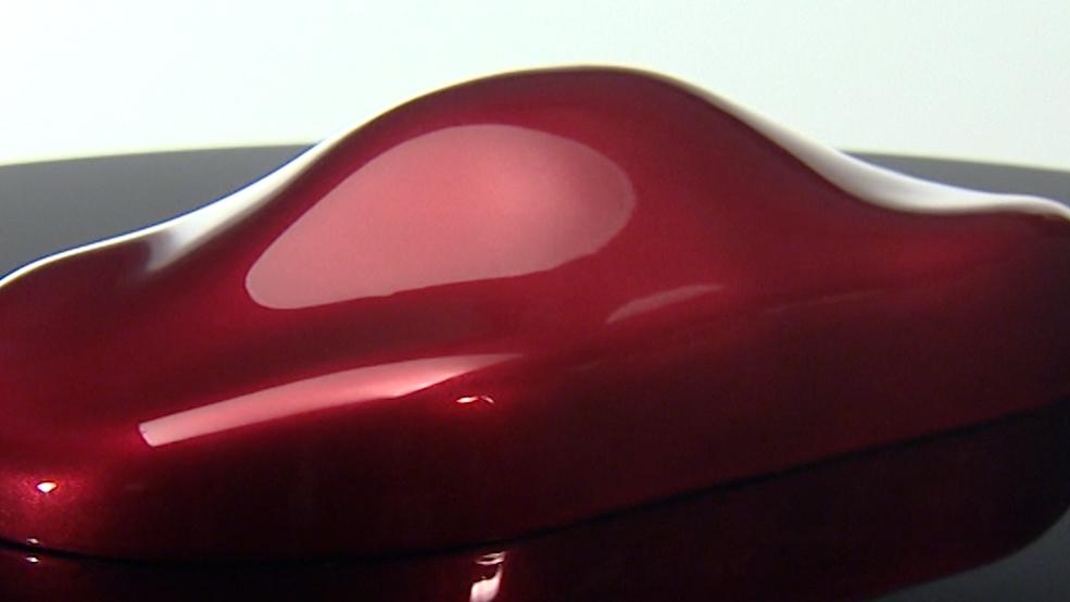 maroon auto paint colors